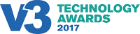 2017 V3 Technology Awards logo