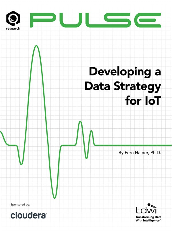 Example image of TDWI Research: IoT Data Readiness Guide