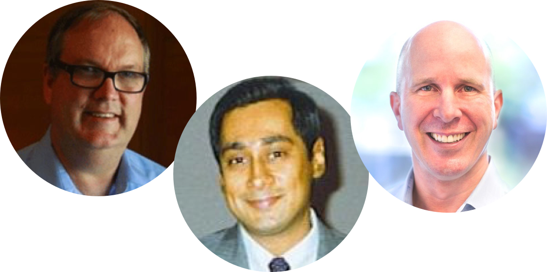 Charles Boicey | Chief Innovation Officer | ClearSense Rohit Balasubramanian  | Managing Director | Deloitte Wim Stoop| Product Marketing Manager | Cloudera