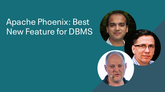 Apache Phoenix: Best New Feature for DBMS