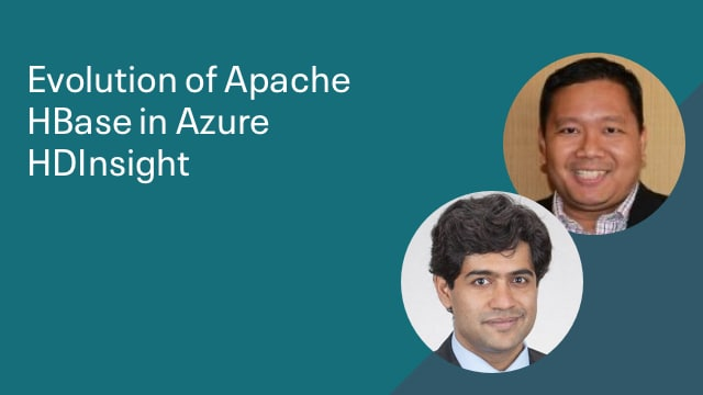 Evolution of Apache HBase in Azure HDInsight