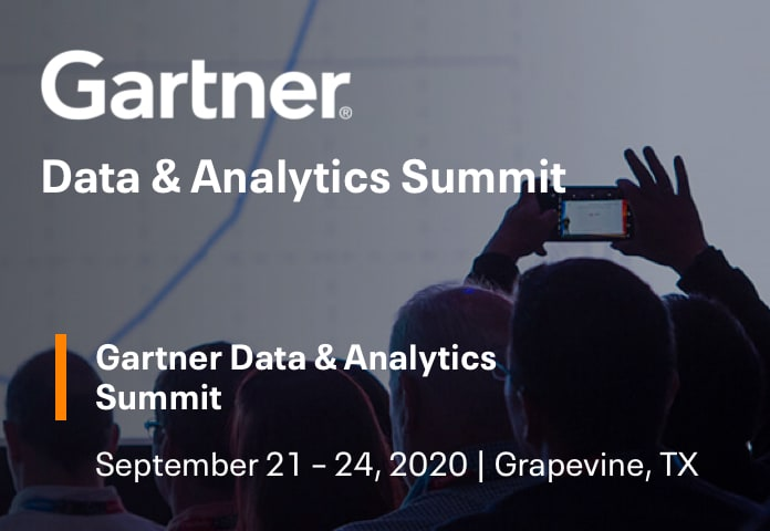 Gartner Data & Analytics Summit - Gaylord Texan, Grapevine, TX