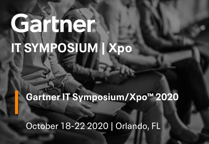 Gartner IT Symposium/Xpo™ 2020