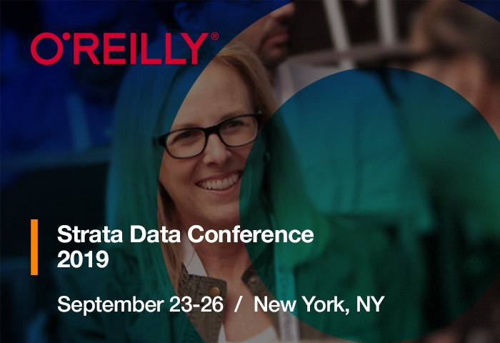 Strata Data Conference Sept23-26 New York