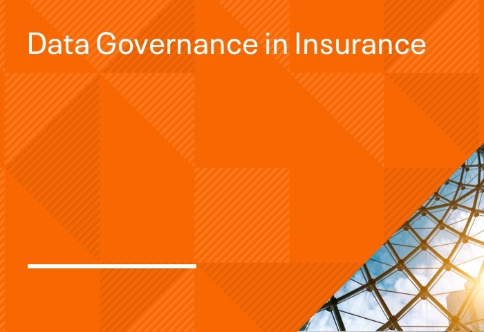 Data Governance in Insurance