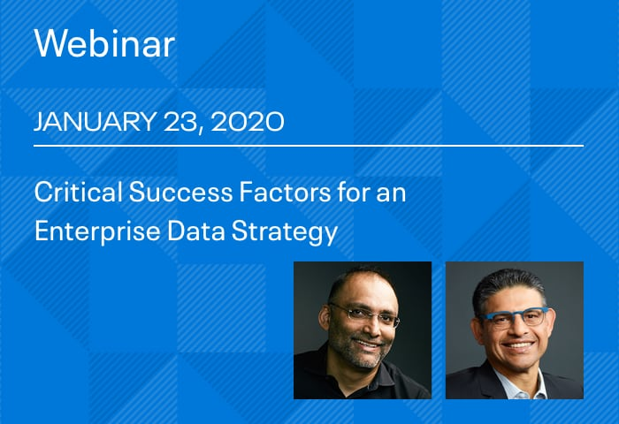 Critical Success Factors for an Enterprise Data Strategy