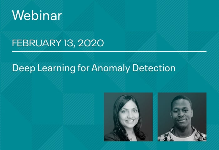 Deep Learning for Anomaly Detection