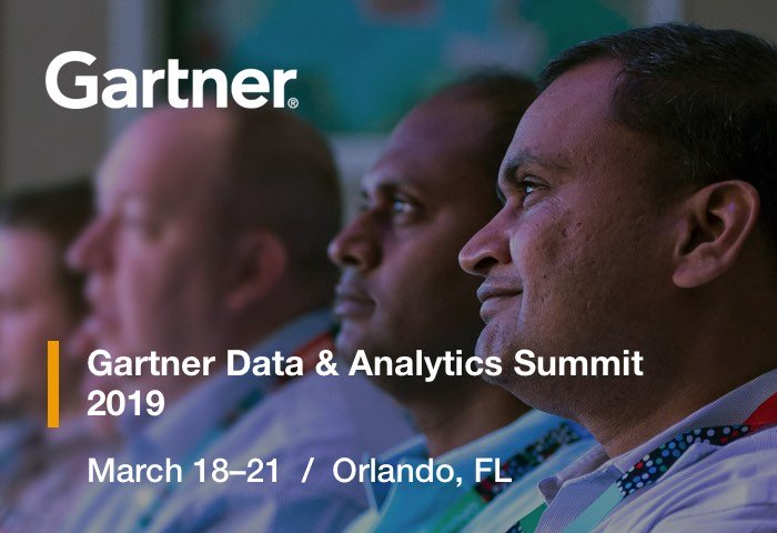 Gartner Data & Analytics Orlando