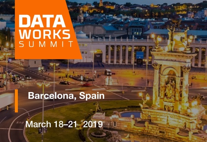 DataWorks Summit Barcelona Spain