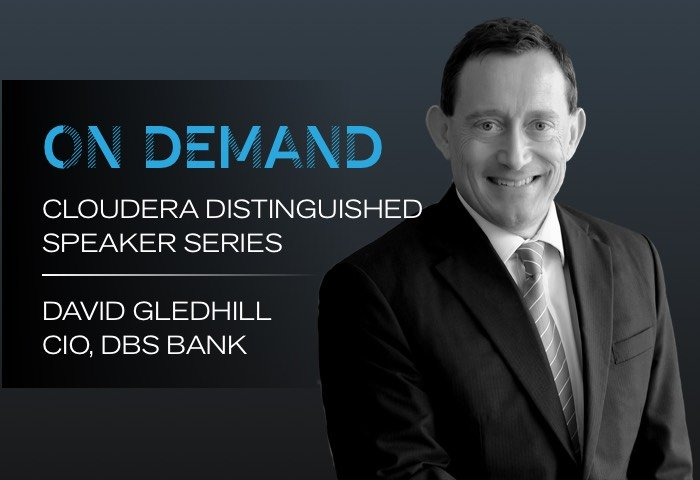 Cloudera Distinguished Speaker Series