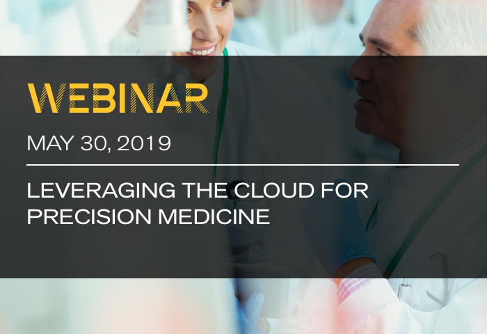 Leveraging the cloud for precision medicine