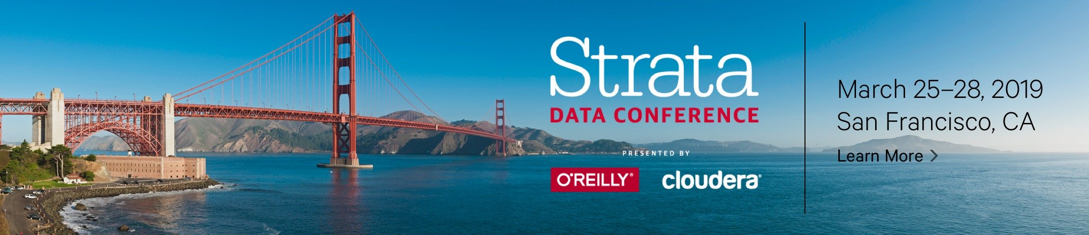 Strata Data Conference San Francisco