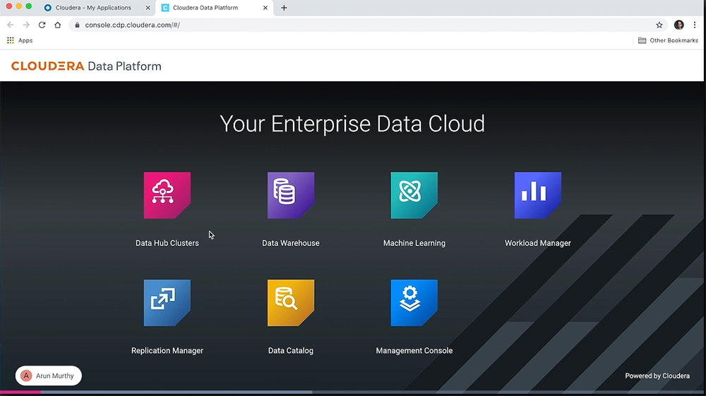 CDP Public Cloud demo