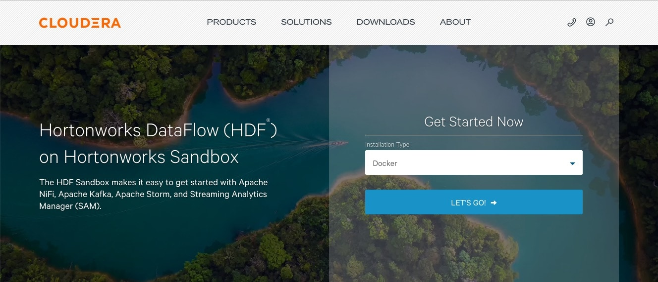 docker-download-hdf