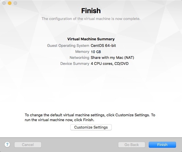 vmware-finish