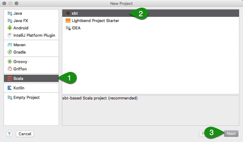 Setting up a Spark Development Environment with Scala