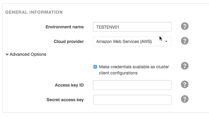 Deploying Cloudera Manager and CDH on AWS