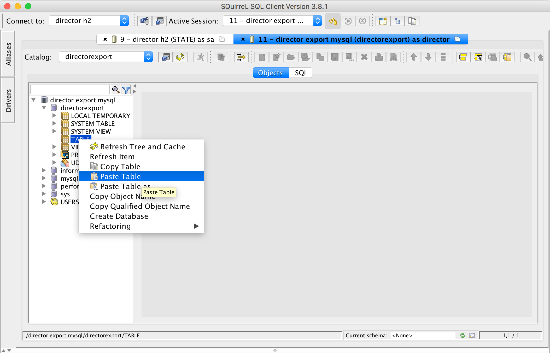 Using MySQL for Cloudera Director Server | 2 8 x | Cloudera