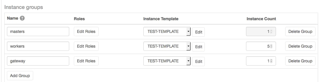 Advanced Setup: Installing Cloudera Manager and CDH on AWS