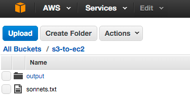 Accessing Data Stored in Amazon S3 through Spark   5 12 x