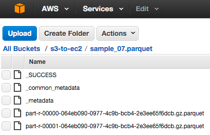 Accessing Data Stored in Amazon S3 through Spark | 5 8 x