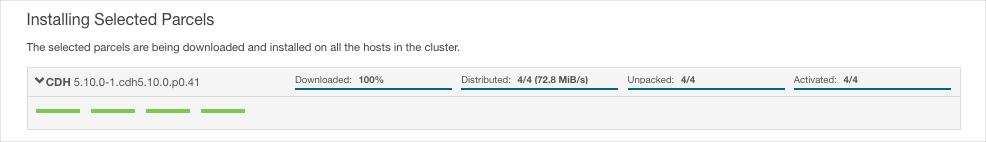 Install and Configure Oracle Database for Cloudera Software | 6 3 x