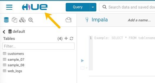 Customize the Hue Web UI | 6 3 x | Cloudera Documentation