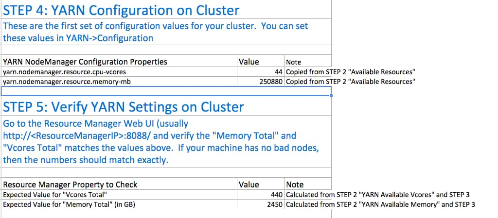 Tuning YARN | 6 3 x | Cloudera Documentation